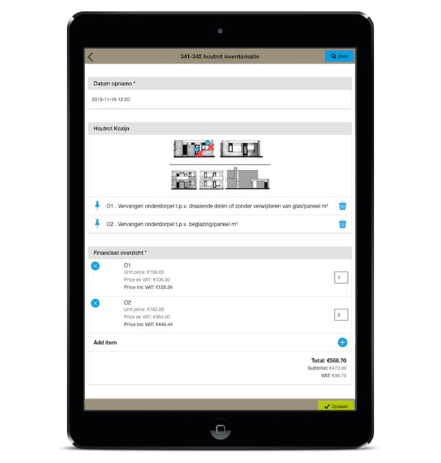 Woningcorporatie oplever app MoreApp