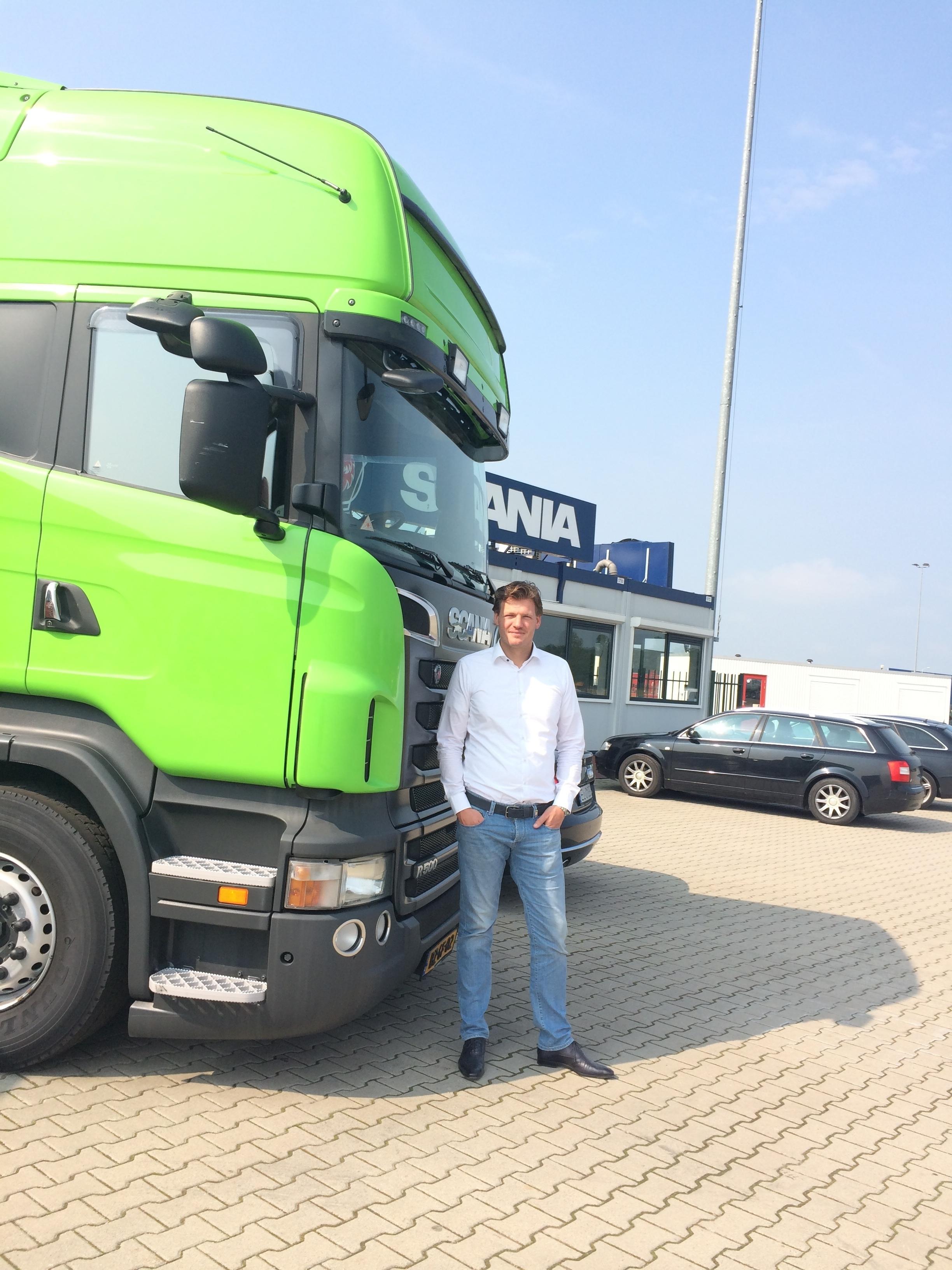 Scania Nederland B.V MoreApp