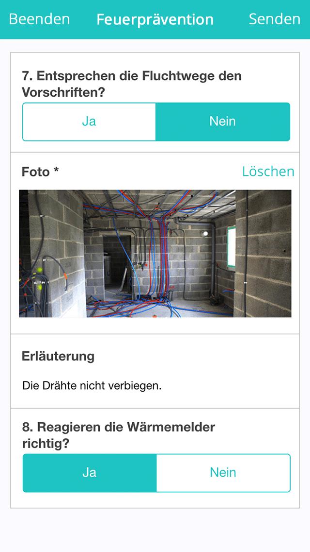 Inspektions App
